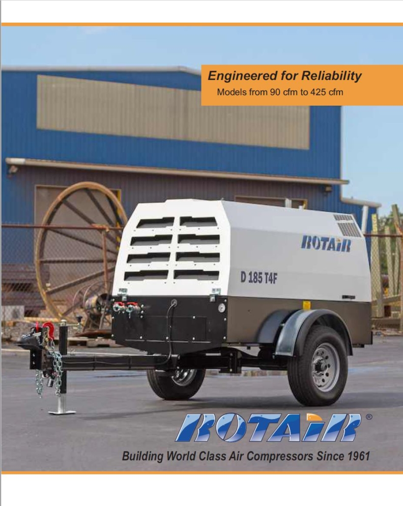 Rotair Generators Brochure
