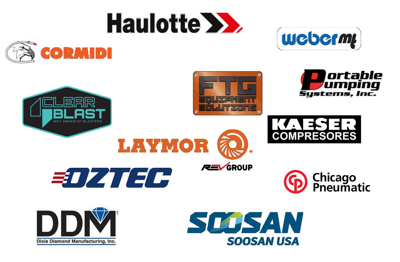 Parker Sales Manufactures